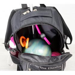 Принадлежности в рюкзаке