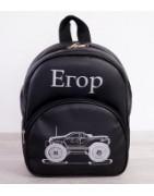 Именные рюкзаки и сумки на заказ